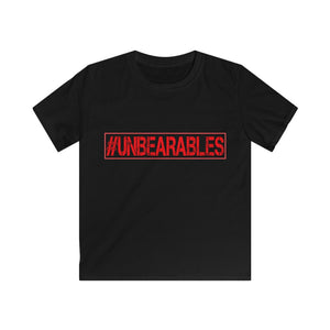 Unbearables - Red Text (Kids)