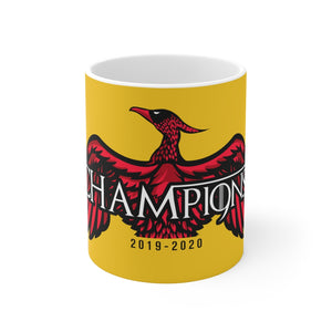 Copy of Champions 19/20 GOT Mug (Black & Red Print)