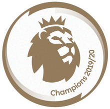 Load image into Gallery viewer, Sleeve Badge Premier League Champions 19/20