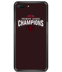 Premium Hard Phone Cases - PL Champions 19/20 (White Text)