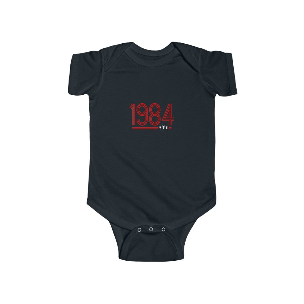 Retro 1984 - Red Text (Baby)