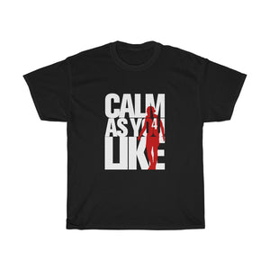 Calm As You Like - White & Red
