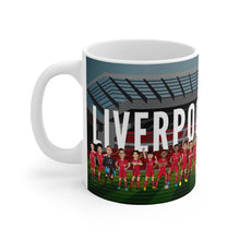 Load image into Gallery viewer, Liverpool 2020/21 Squad Caricature Mug
