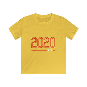 2020 Retro - Red Text (Kids)