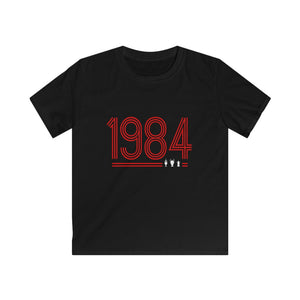 1984 Retro - Red Text (Kids)