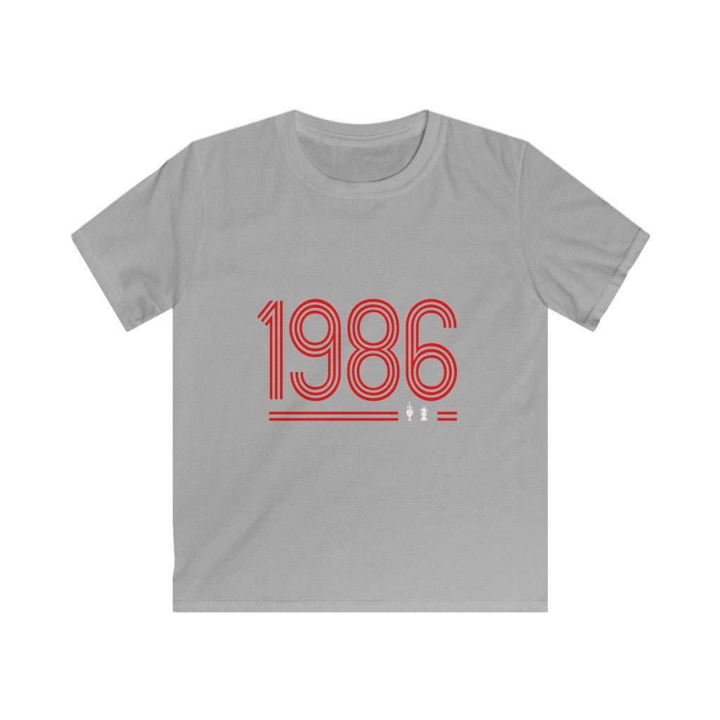 1986 Retro - Red Text (Kids)