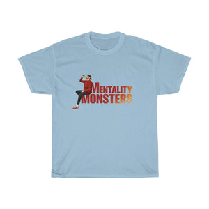 Mentality Monsters - Red & Orange