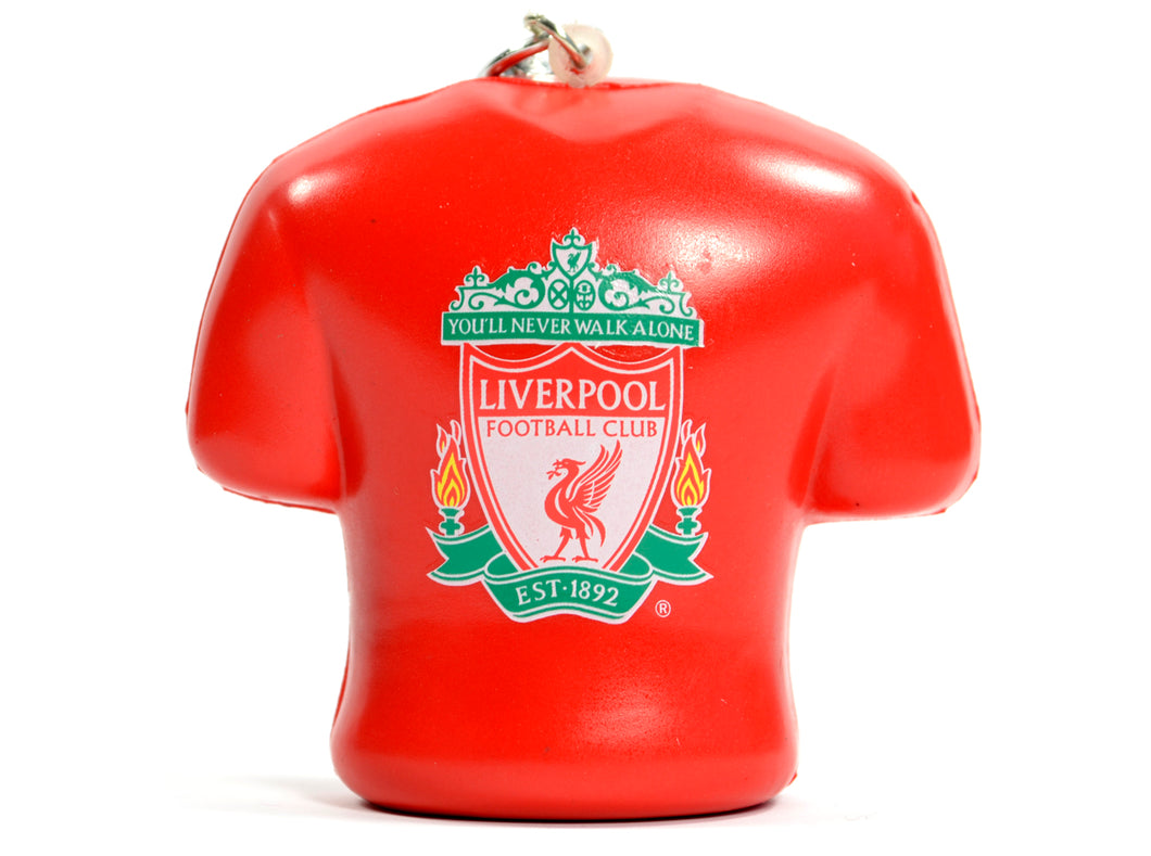 Liverpool Stress Relief Keyring