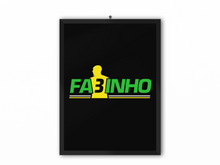 Load image into Gallery viewer, FA3INHO (Fabinho) Print - A3, A4 or A5