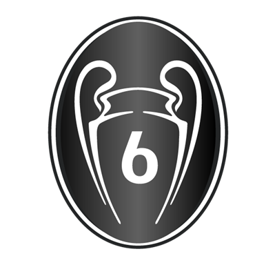 UEFA UCL Adult Badge of Honour 6