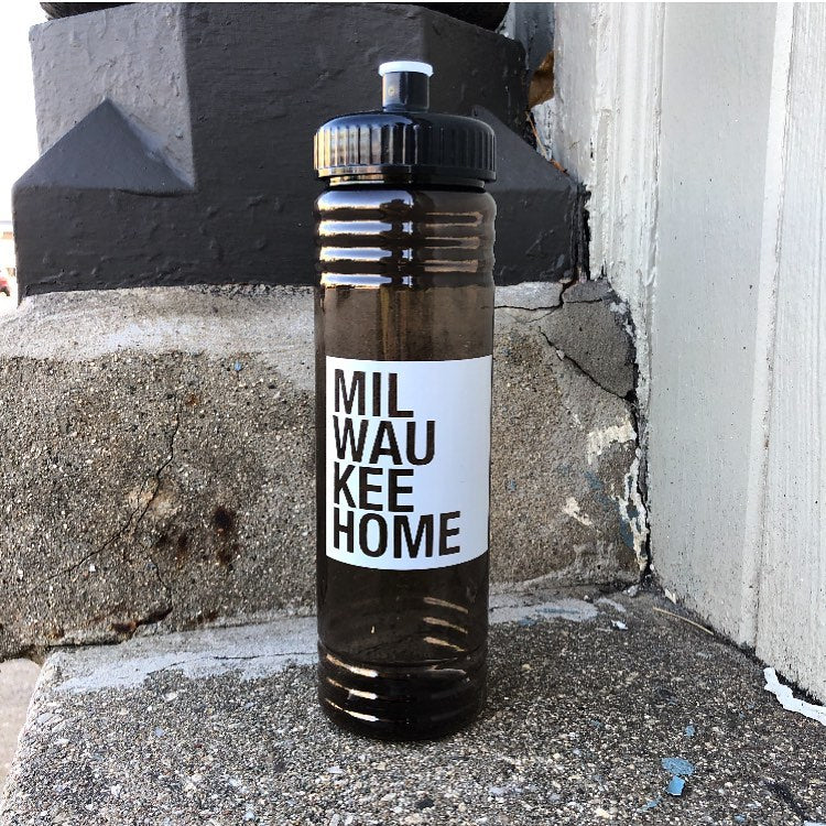 Milwaukee Home Water Bottle