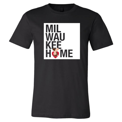 MKE Home Women's Cropped Crew Fleece