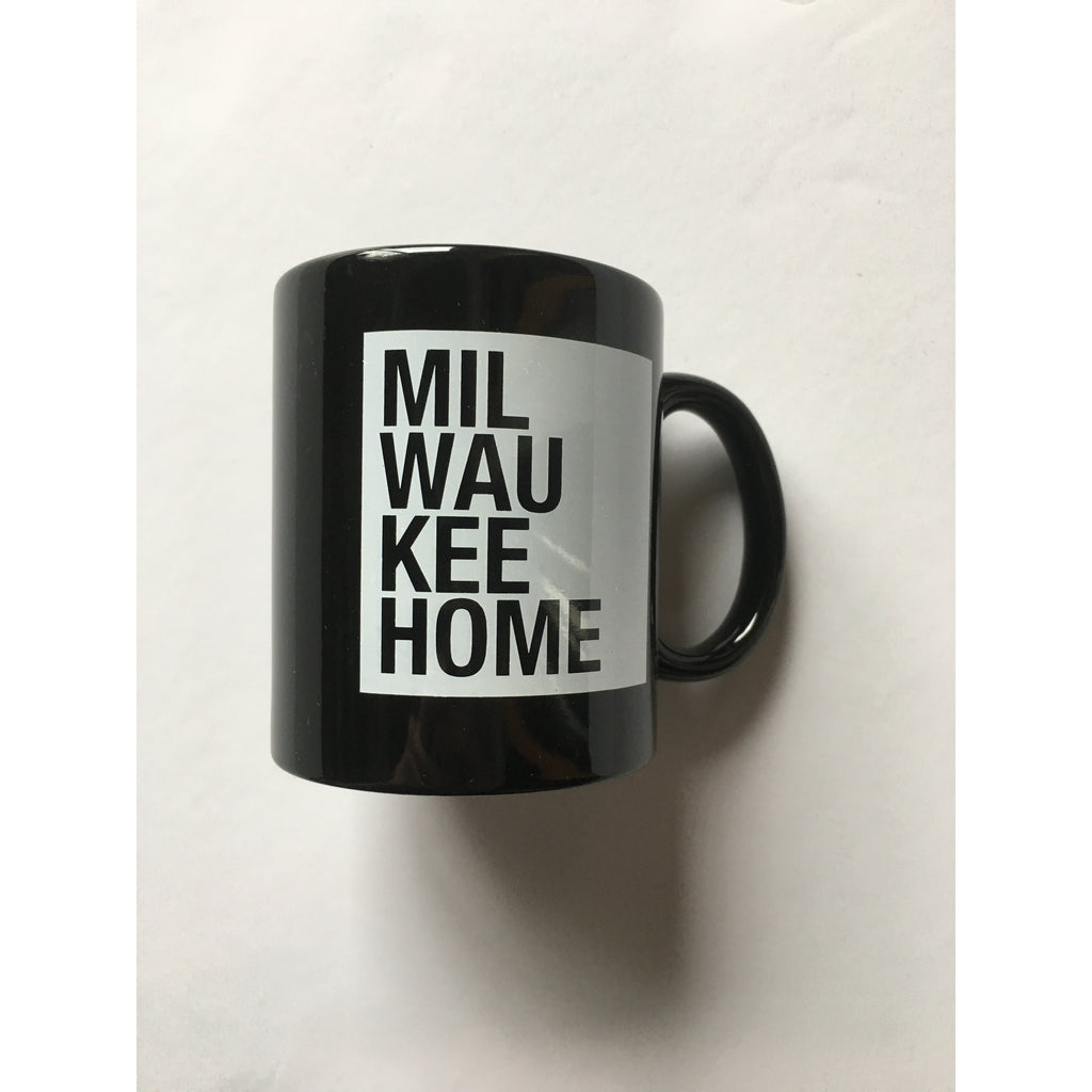 Milwaukee Home Ceramic Coffee Mug