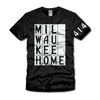 MKE-6400-Athletic Heather/Yellow Negative Logo - Athletic Heather/ Yellow Negative Logo - XL
