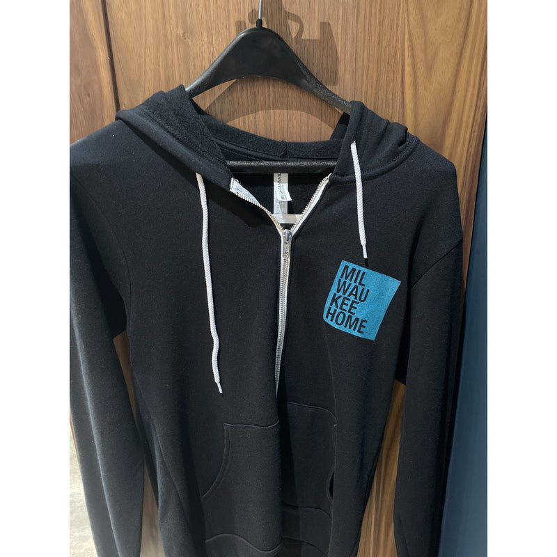 Unisex Sponge Fleece Full-Zip Hoody