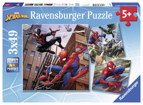 Ravensburger puzzel Spiderman