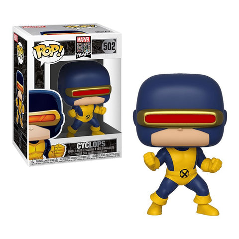 Funko POP! Marvel 80 years- Cyclops (502)