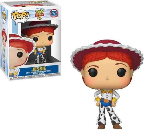 Funko POP! Disney Pixar Toy Story 4 - Jessie (526)