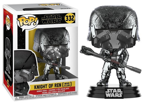 Funko POP! Star Wars: Knight of Ren (War Club)  (332)