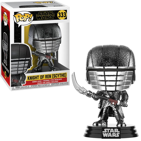 Funko POP! Star Wars: Knight of Ren (Scythe)  (333)