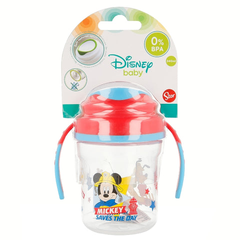 Training beker Mickey Mouse 260 ml