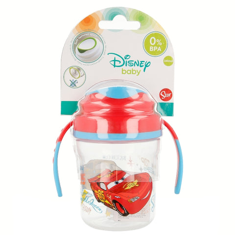 Training beker Disney Cars 260 ml
