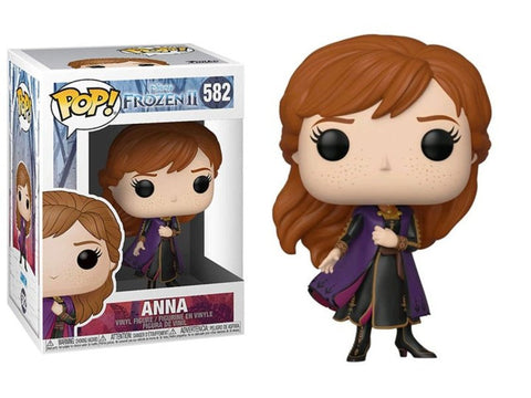 Funko POP! Disney Frozen 2 - Anna (582)