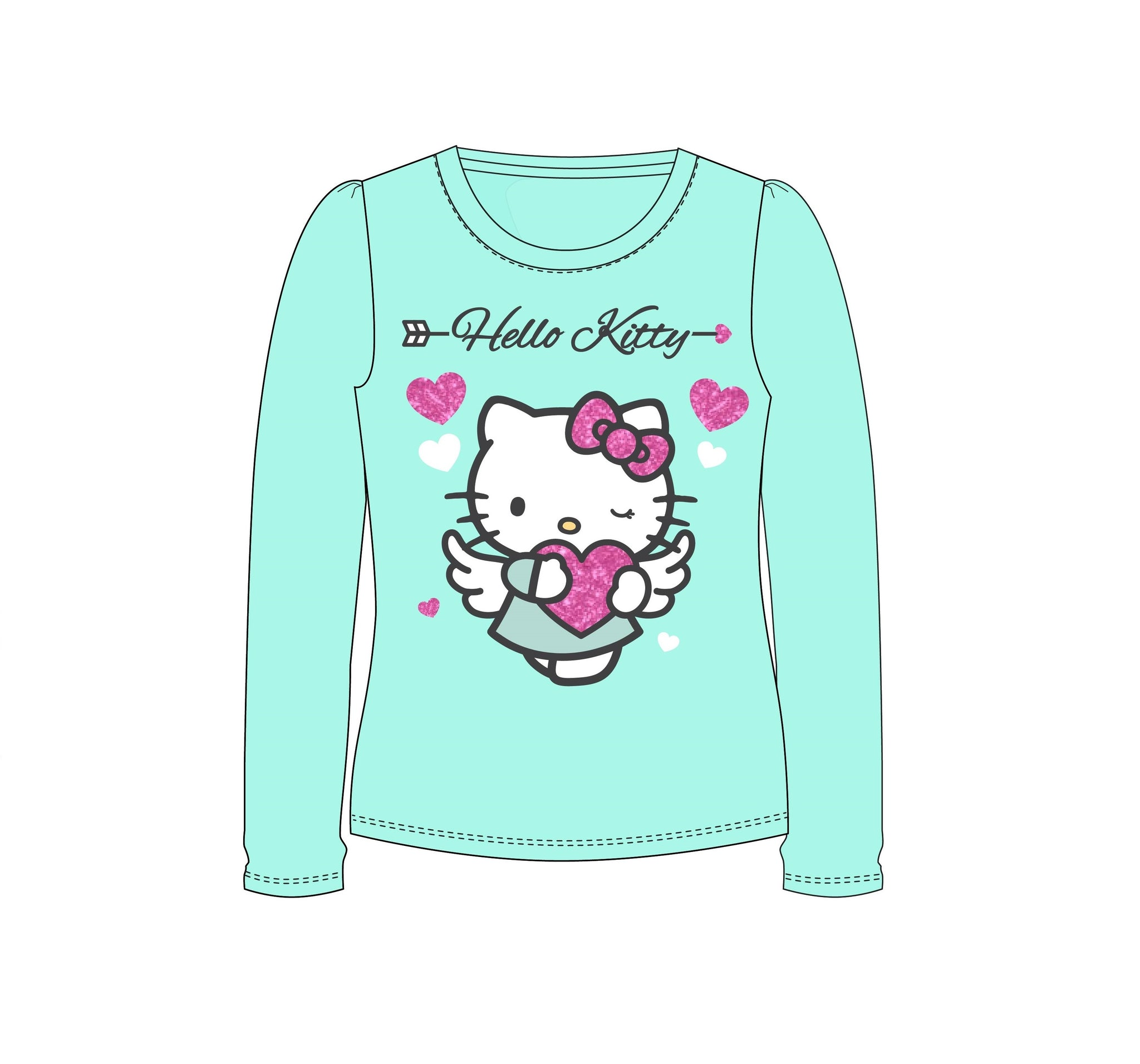 Longsleeve shirt Hello Kitty