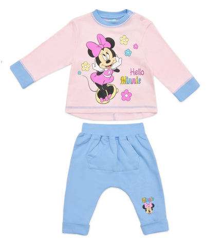 2-delige set Minnie Mouse