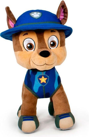 Paw Patrol Knuffel Jungle pups Chase
