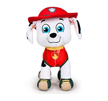 Paw Patrol Knuffel Jungle pups Marshall