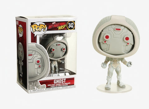 Funko POP! Marvel Ant-Man and The Wasp Ghost (342)