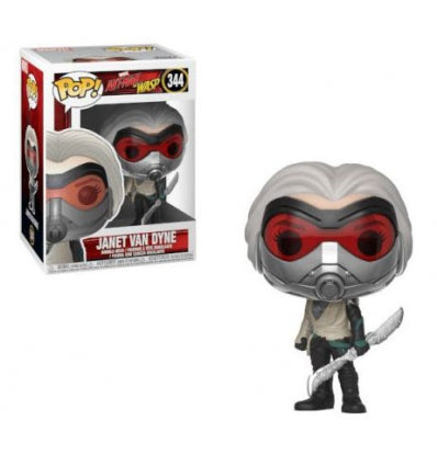 Funko POP! Marvel Ant-Man and The Wasp Janet van Dyne (344)