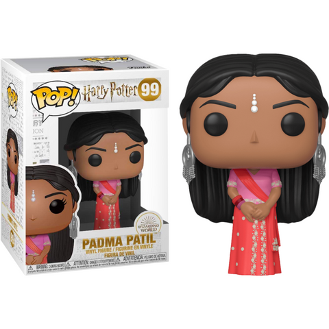 Funko POP! Harry Potter- Padma Patil (99)