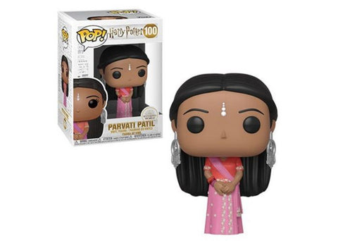 Funko POP! Harry Potter- Parvati Patil (100)