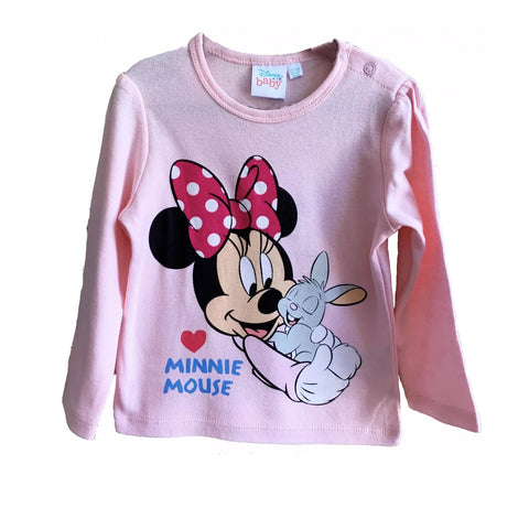 Longsleeve shirt Minnie Mouse