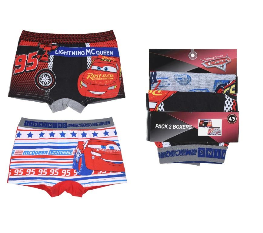 2-pack Boxershort Disney Cars