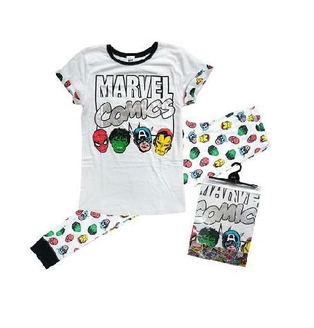 Pyjama Marvel Comics