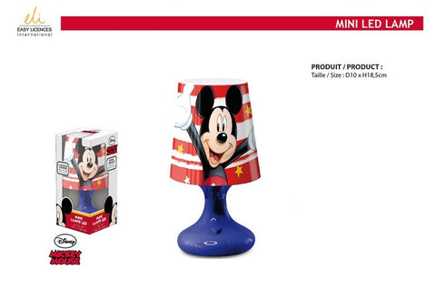 Nachtlamp Mickey Mouse (LED)