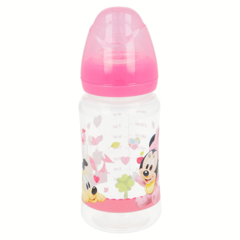 Zuigfles Minnie Mouse 240 ml