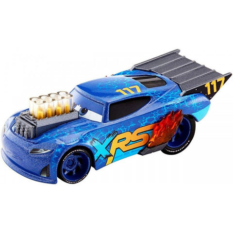 Disney Cars race auto - drag racing XRS - Lil'Torquey
