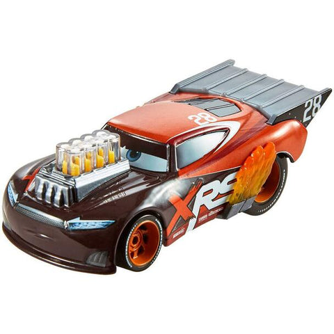 Disney Cars race auto - drag racing XRS - Nitroade
