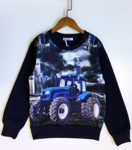 Sweater / trui New Holland Tractor