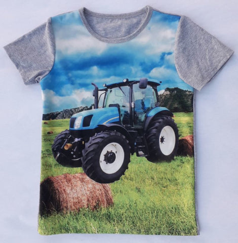 T-shirt New Holland Tractor