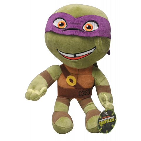 Teenage mutant Ninja Turtle Donatello knuffel