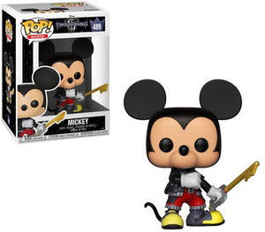 Funko POP! Disney Kingdom Hearts - Mickey Mouse (489)