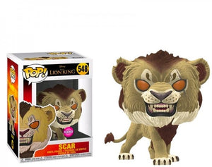 Funko POP! The Lion King Scar (548)