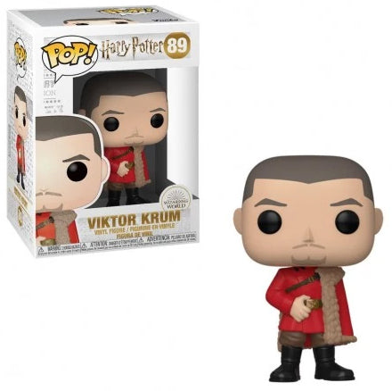 Funko POP! Harry Potter- Viktor Krum (89)