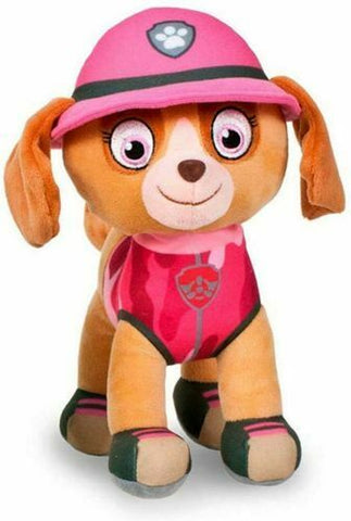 Paw Patrol Knuffel Jungle Skye