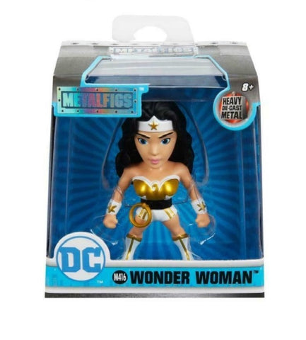 Wonder Women Metalfig 6cm